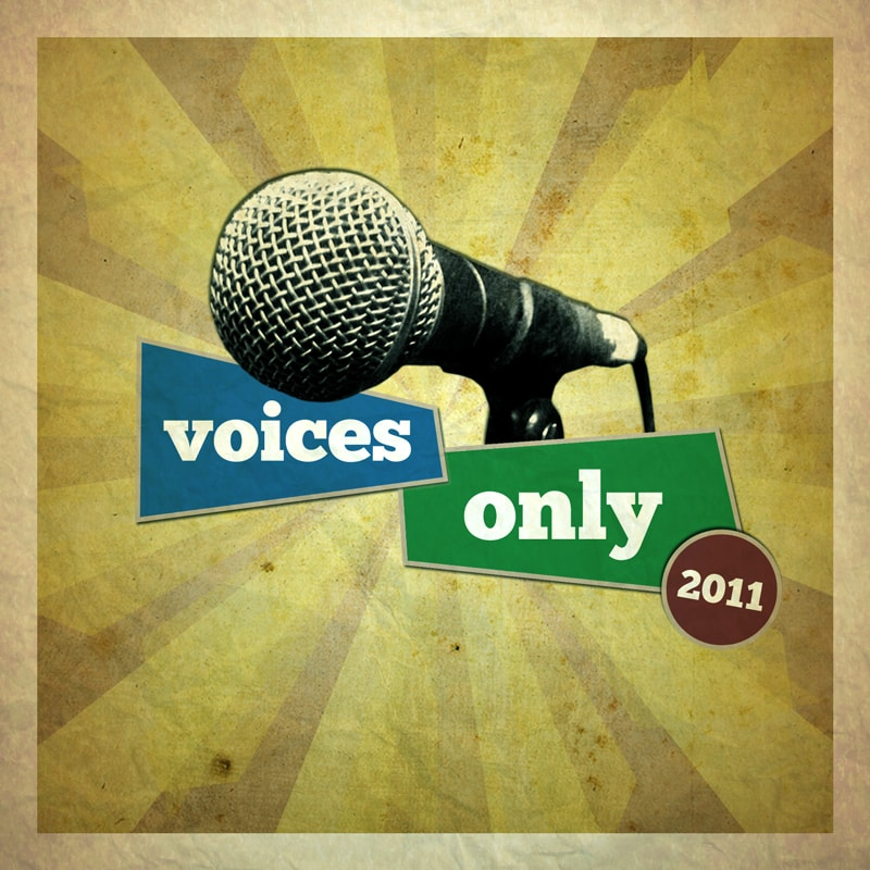 Voices Only 2011