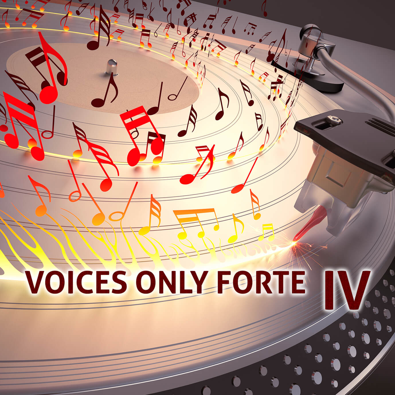 Voices Only Forte IV