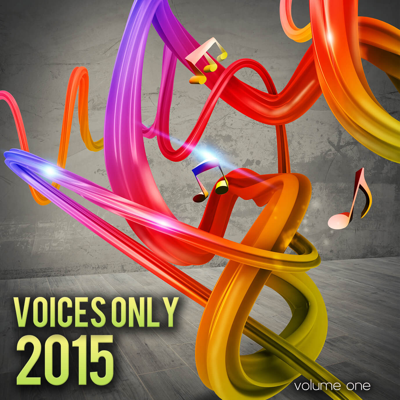 Voices Only 2015